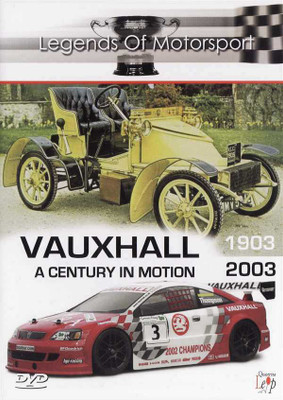 Vauxhall 1903 - 2003: A Century In Motion DVD