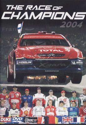 The Race of Champions 2004 DVD