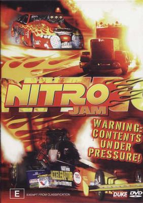 Nitro Jam Warning: Contents Under Pressere! DVD
