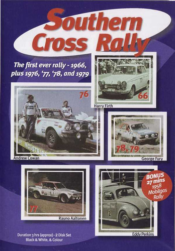 Southern Cross Rally (2 DVD Set)
