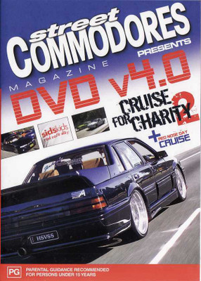 DVD V4.0: Cruise For Charity DVD