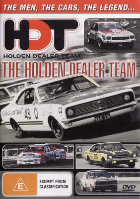 The Holden Dealer Team: The Men, The Cars, The Legend... DVD