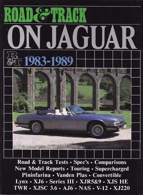 Road & Track On Jaguar 1983 - 1989