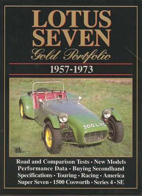 Lotus Seven 1957 - 1973 Gold Portfolio