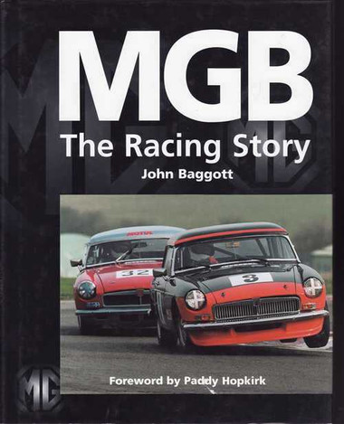 MGB: The Racing Story