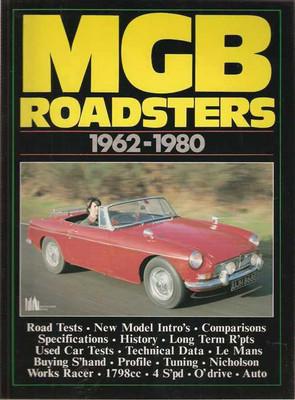 MGB Roadsters 1962 - 1980