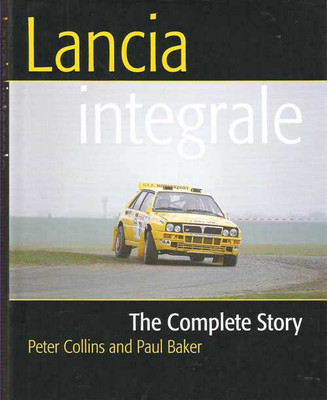 Lancia Integrale: The Complete Story