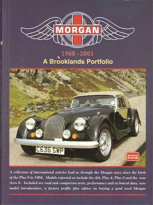 Morgan 1968 - 2001 A Brooklands Portfolio