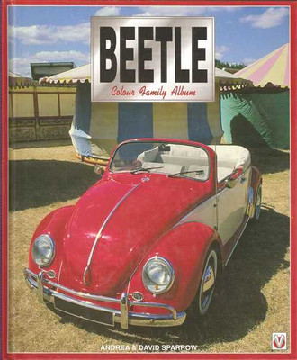 Volkswagen Beetle Colour Family Album