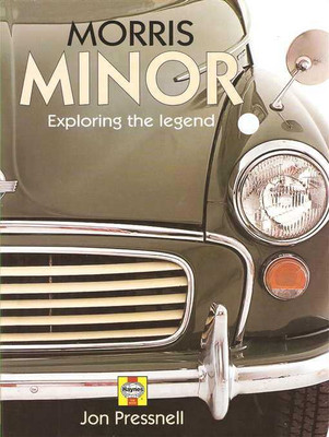 Morris Minor: Exploring The Legend