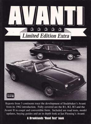 Avanti Limited Edition Extra