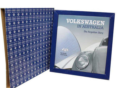 Volkswagen In Australia: The Forgotten Story (In Volkswagen Parts slip case)
