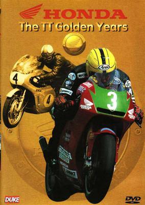 Honda's Golden TT Years DVD