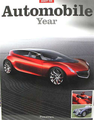 Automobile Year 2007 - 2008 (No. 55)