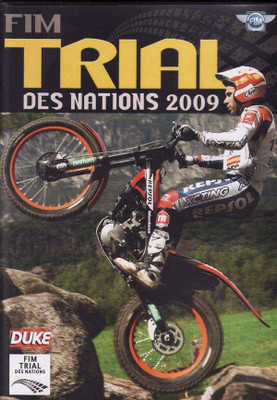FIM Trial Des Nations 2009 DVD