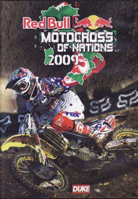 Motocross of Nations 2009 DVD