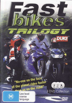 Fast Bikes Show Trilogy (3 DVD Collection)