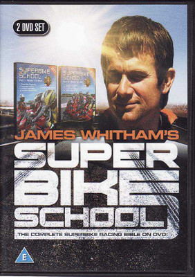James Whitham's Super Bike School Vol 1 and Vol 2 (2 DVD Set)