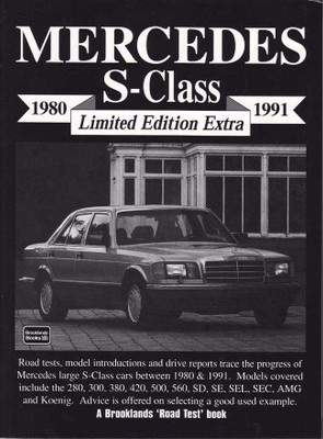 Mercedes S-Class 1980 - 1991 Limited Edition Extra