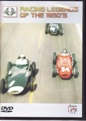 Racing Legends Of The 1950's DVD