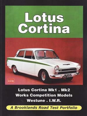 Lotus Cortina: A Brooklands Road Test Portfolio