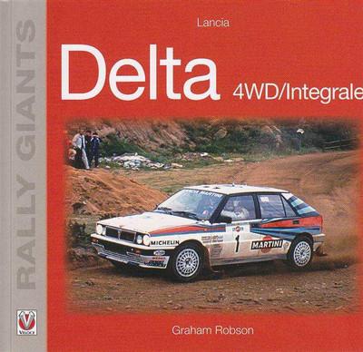 Lancia Delta 4WD, Integrale (Rally Giants Series)