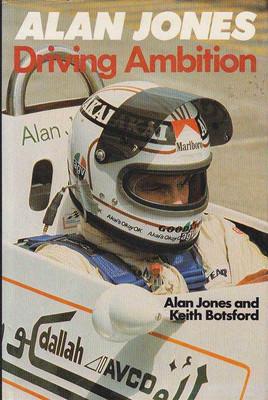 Alan Jones Driving Ambition