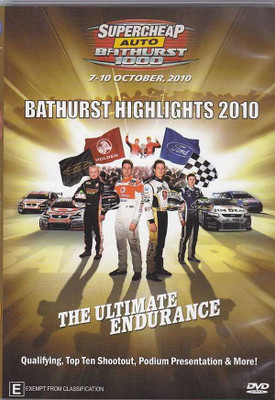 V8 Supercars Australia: Bathurst 2010 Highlights DVD