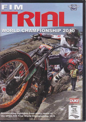 FIM Trial World Championship 2010 DVD