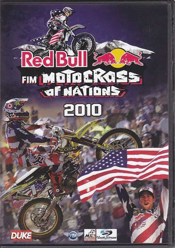 FIM Motocross Of Nations 2010 DVD