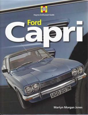 Ford Capri: Haynes Enthusiast Guide