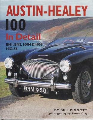 Austin-Healey 100 In Detail 1953 - 1956