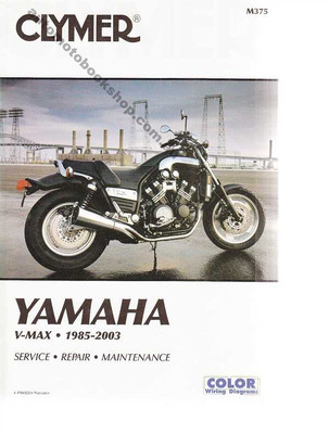 Yamaha V-Max / VMX12 1985 - 2003 Workshop Manual