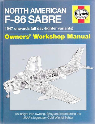 North American F-86 Sabre Owner's Workshop Manual