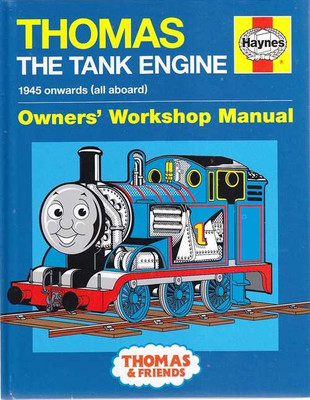 Thomas The Tank Engine 1945 onwards Owner's Workshop Manual