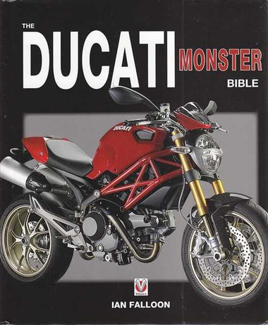 The Ducati Monster Bible