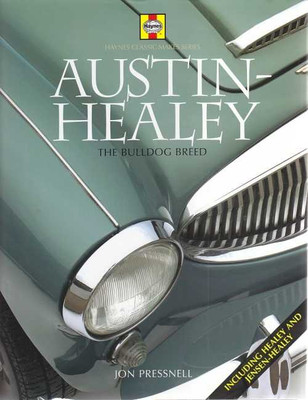 Austin-Healey The Bulldog Breed