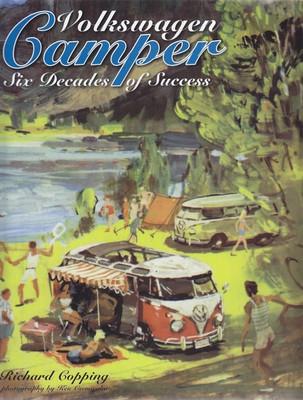 Volkswagen Camper Six Decades of Success