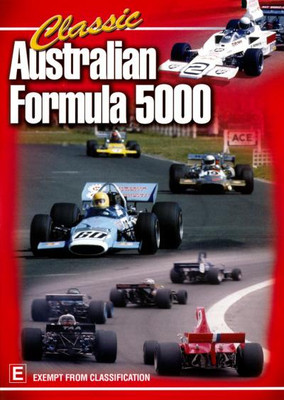 Australian Formula 5000 DVD