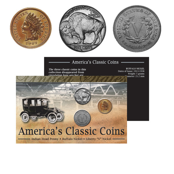 America's Classic Coin Collection