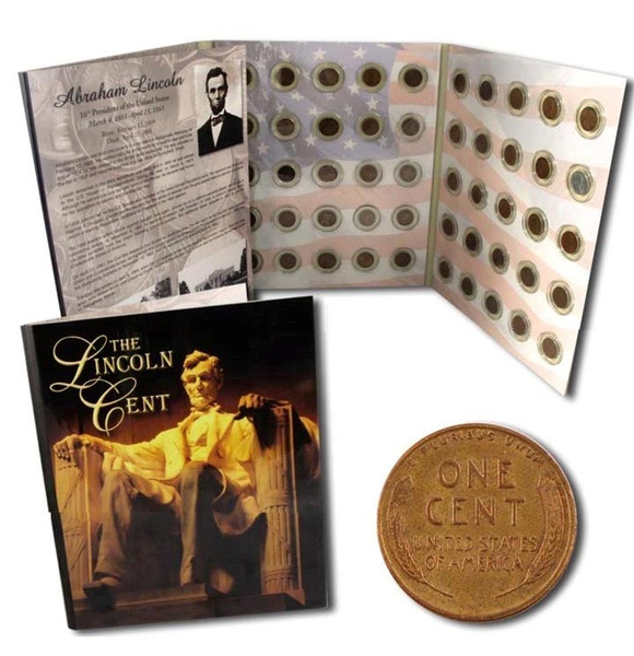 1909-1958 Lincoln Wheat Ear Cent Collection