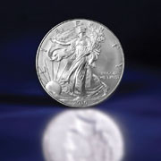 Brilliant Uncirculated 2010 American Silver Eagle Dollar
