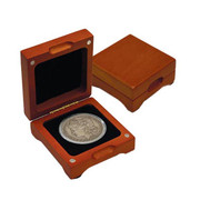 Velour Box 2 Coin Vac Large Cap