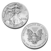 Brilliant Uncirculated 2011 American Silver Eagle Dollar