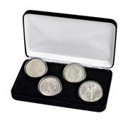 Four Centuries of U.S. Silver Dollars