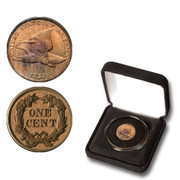 1857-1858 Flying Eagle Cent