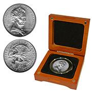 1918 Lincoln Silver Half Dollar