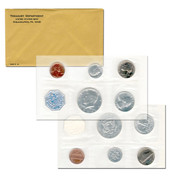 1964 US Mint Proof Set In Original Govt Packaging