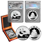 2014 Silver Panda