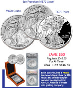 2014 Silver Eagle Collector's Set–SAVE $50